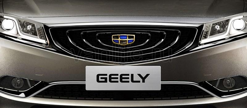 Geely представит новый автомобиль класса MPV