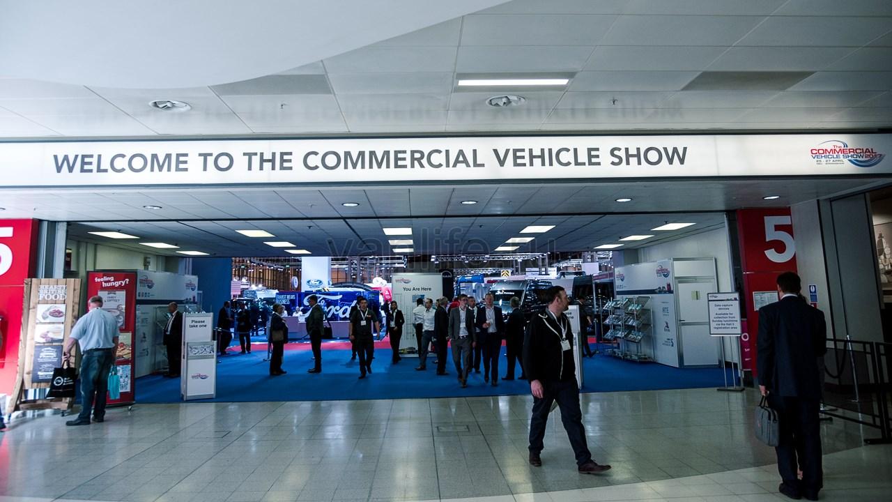 Крупнейшее событие в области коммерческого транспорта – CV Show 2017