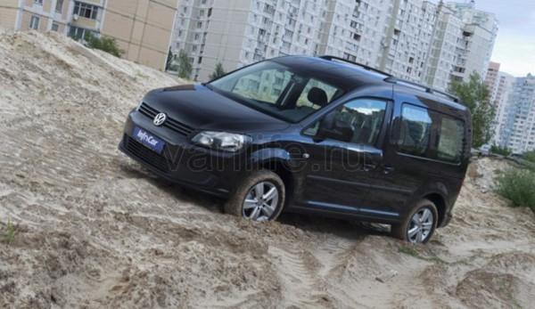 Volkswagen Caddy 4x4