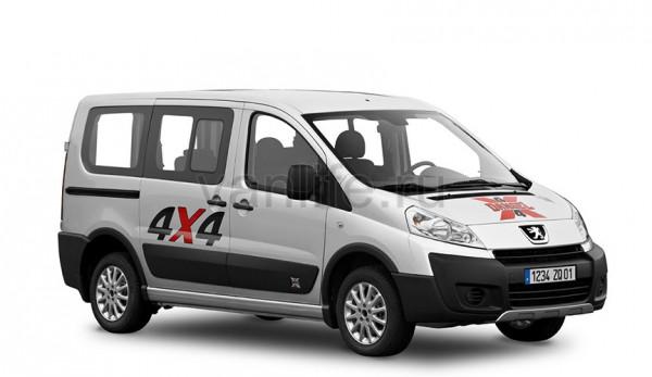 Peugeot Expert 4x4