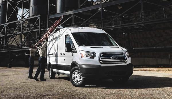 Продажи Ford Transit в июле выросли на 65%