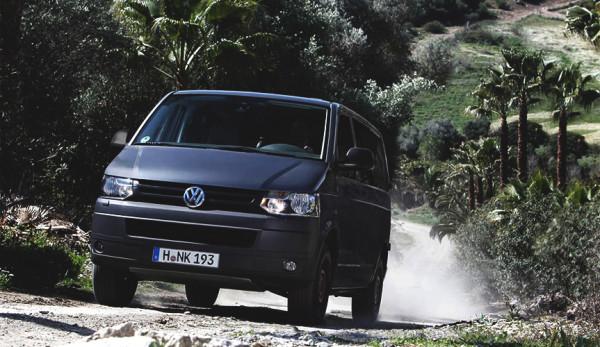 Продажи коммерческих автомобилей марки Volkswagen увеличились за первые семь месяцев