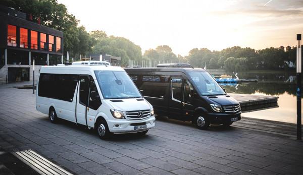 Компания Mercedes-Benz подготовила спецверсию туристического микроавтобуса Sprinter Travel 65
