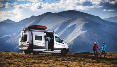 Компания Winnebago представила новый кемпер на базе Mercedes-Benz Sprinter