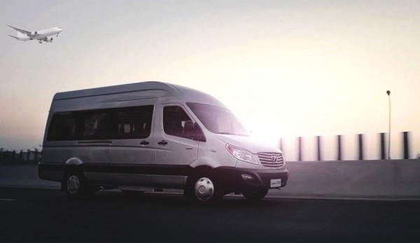 В Беларуси в 2018 году будут собирать микроавтобусы марки JAC