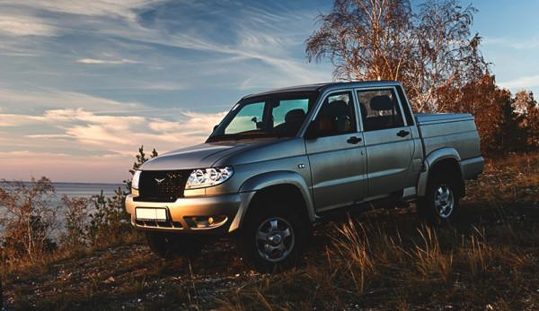 УАЗ «Пикап» получил новую комплектацию