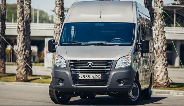 «Группа ГАЗ» стала лидером продаж автомобилей LCV на российском рынке