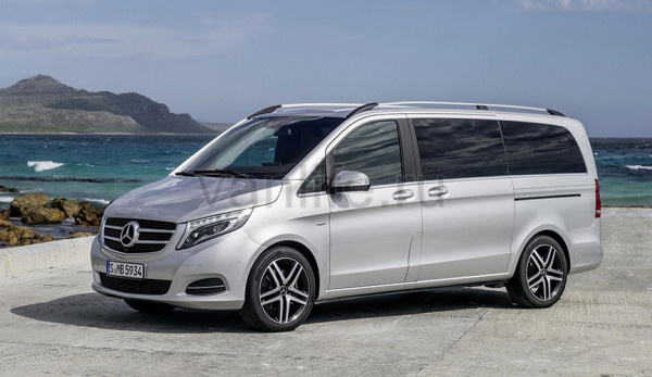 «V-класс Family Edition» - новый семейный фургон