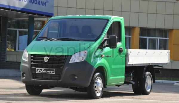 Технические характеристики Газель-NEXT фургон – «следующий» в российском семействе