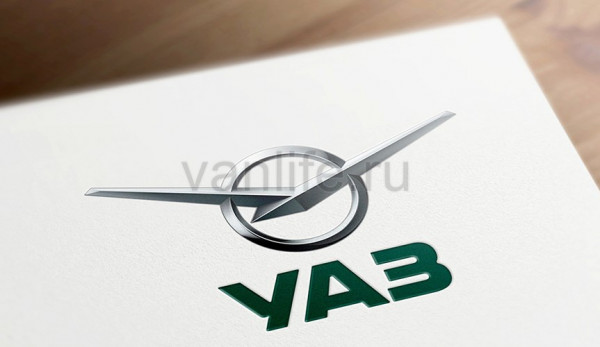 Компания «УАЗ» сменила логотип