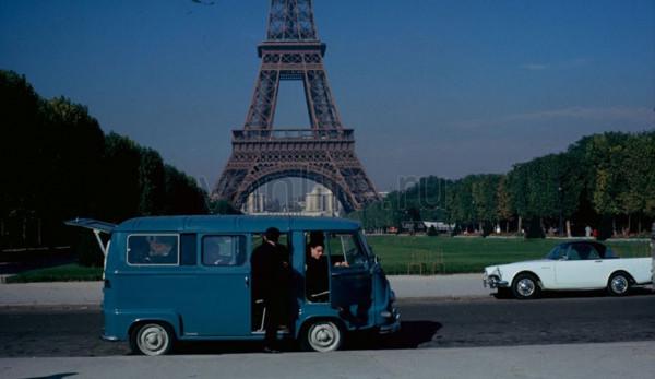 Renault Estafette - эстафета длиною в 20 лет.