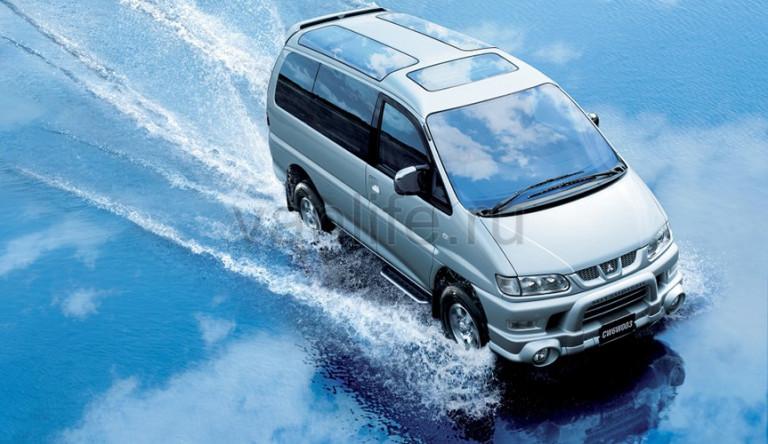 Технические характеристики Mitsubishi Delica