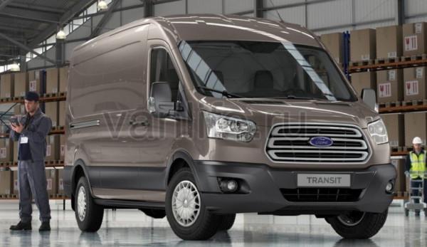 2014 Ford Transit – новое поколение в коммерческом транспорте