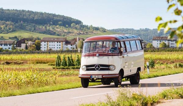 Mercedes-Benz O 319 – шик 60-х