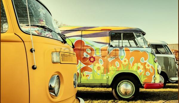 Олицетворение эпохи Volkswagen T1