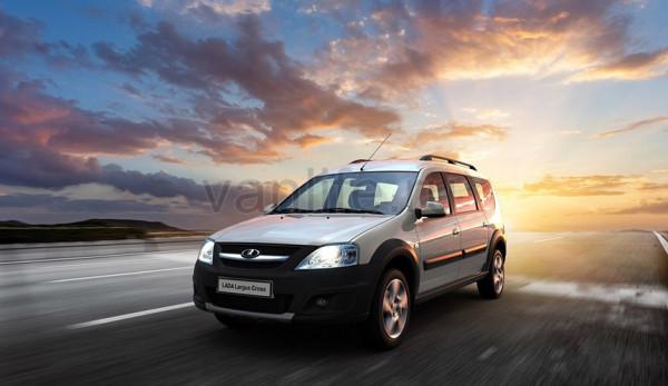 Началось производство новой версии Lada Largus