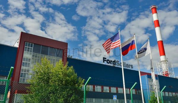 Ford откроет несколько новых дилерских центров в 2016 году