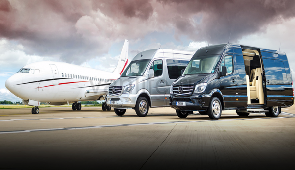 От сверхпрочного фургона Sprinter до роскошного люкса за 1 500 часов