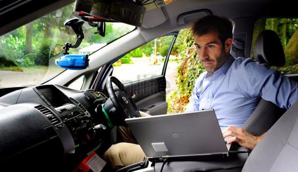 3D «чёрные ящики» для автономных транспортных средств