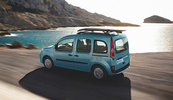 Renault Kangoo больше не будет продаваться в России