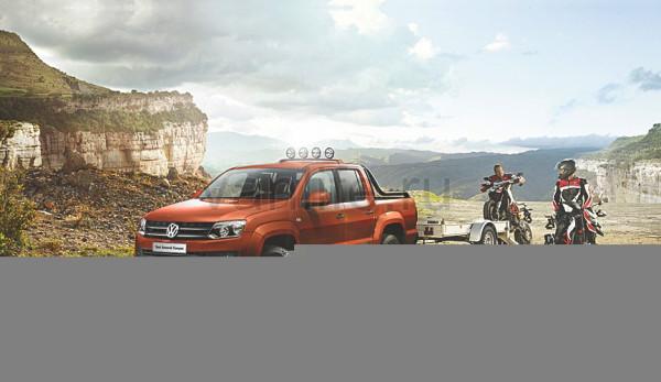 Пикап Volkswagen Amarok принимает участие в стартовавшем ралли «Шёлковый путь-2016»