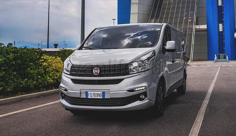 Fiat Talento поступил в продажу
