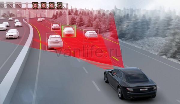 Учёные разработали новую систему помощи для водителя