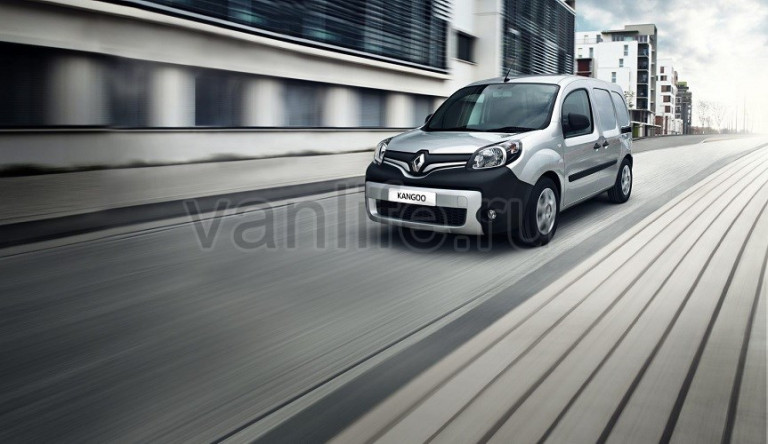 Технические характеристики Renault Kangoo (Рено Кангу)