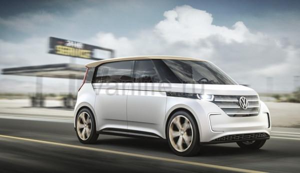 Volkswagen Budd-e признан самым перспективным концепт-каром