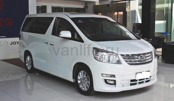 Toyota Alphard - китайская версия