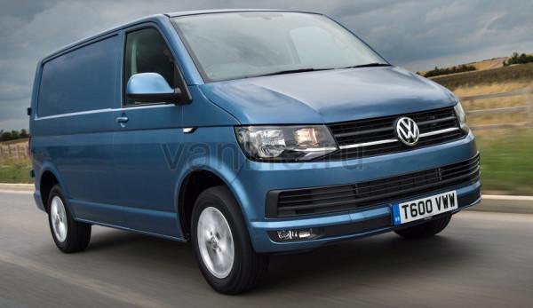 VW Transporter стал лучшим фургоном года по версии британского журнала Auto Express