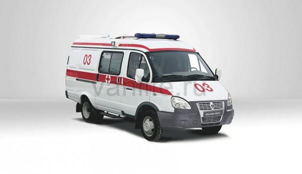 В Псковскую область доставлена партия АСМП от компании «Группа ГАЗ»