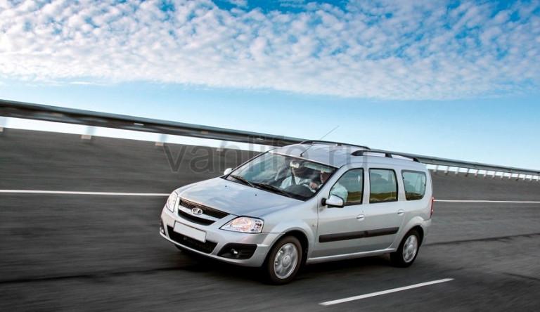 Lada Largus не получит обновлённый Х-дизайн