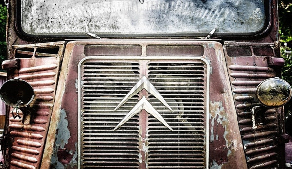 Citroen Type H Van – неповторимая классика