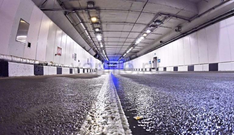 В тоннелях появятся камеры, фиксирующие нарушения правил дорожного движения