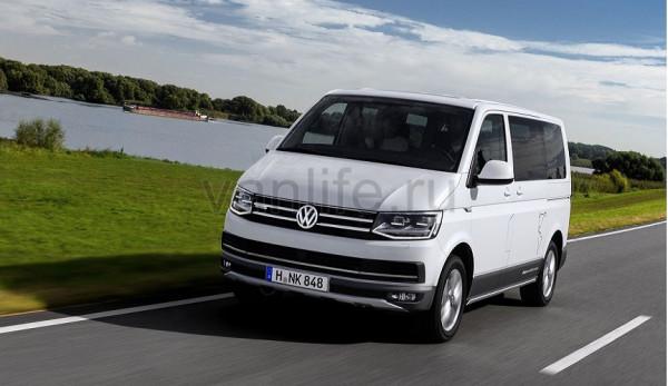 Volkswagen Multivan PanAmericana дебютирует на выставке IAA