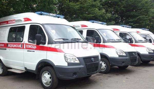 На закупку автомобилей скорой помощи выделены дополнительные средства