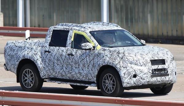 Пикап Mercedes-Benz будут собирать на заводе Альянса Renault-Nissan