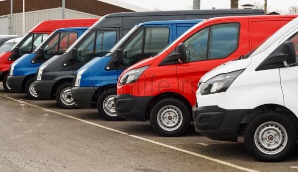 Продажи коммерческого транспорта в России в сентябре снизились на 9,5%