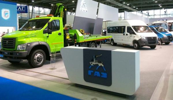 «Группа ГАЗ» представляет на выставке GasSUF-2016 новые модели газовой техники