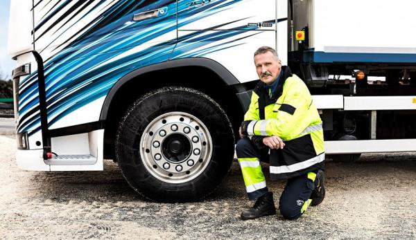 Continental представляет зимние шины для коммерческого транспорта