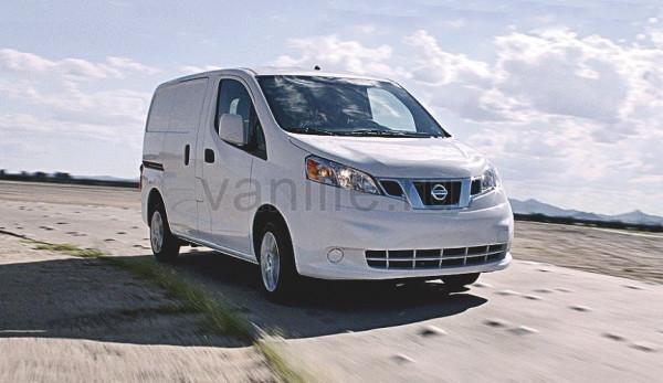 Стала известна цена обновлённого фургона Nissan Compact Cargo