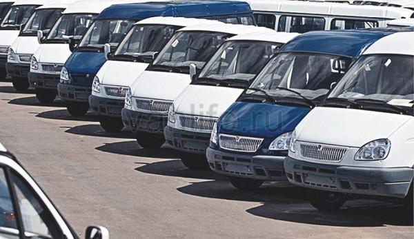Рынок лёгкого коммерческого транспорта в России увеличил свои позиции в октябре