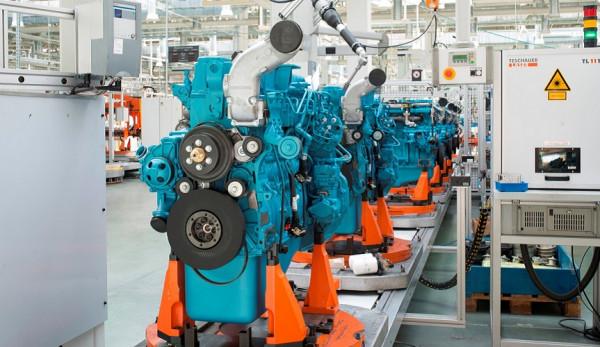 «Группа ГАЗ» начала серийное производство газовых двигателей