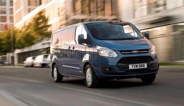 В 2017 году Ford порадует россиян двумя новыми моделями - Transit Custom и Tourneo Custom
