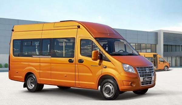 «Группа ГАЗ» начала общероссийские продажи микроавтобусов «ГАЗель NEXT»