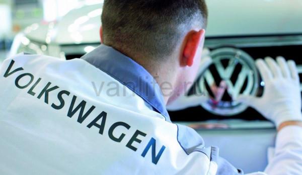 Volkswagen может построить большой пикап для рынков США