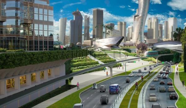 Компания Ford разработала план «Города будущего»