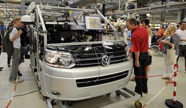 Компания Volkswagen Commercial Vehicles продемонстрировала рекордный объём производства за 2016 год