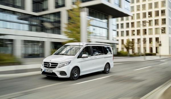 Mercedes-Benz Marco Polo Horizon – теперь ещё вместительнее